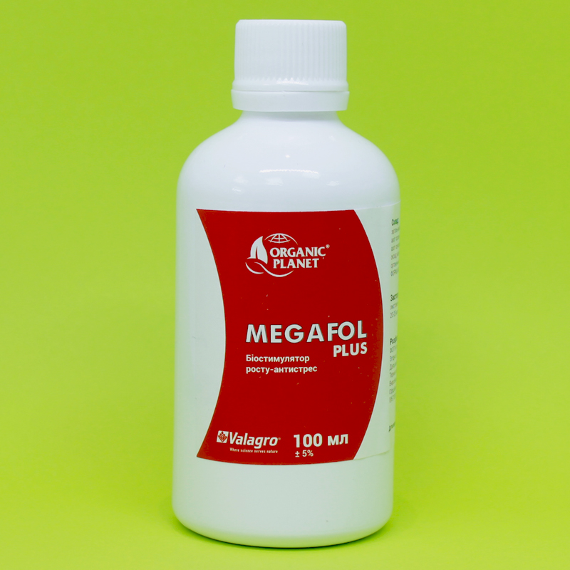МЕГАФОЛ+ (MEGAFOL plus) - биостимулятор роста