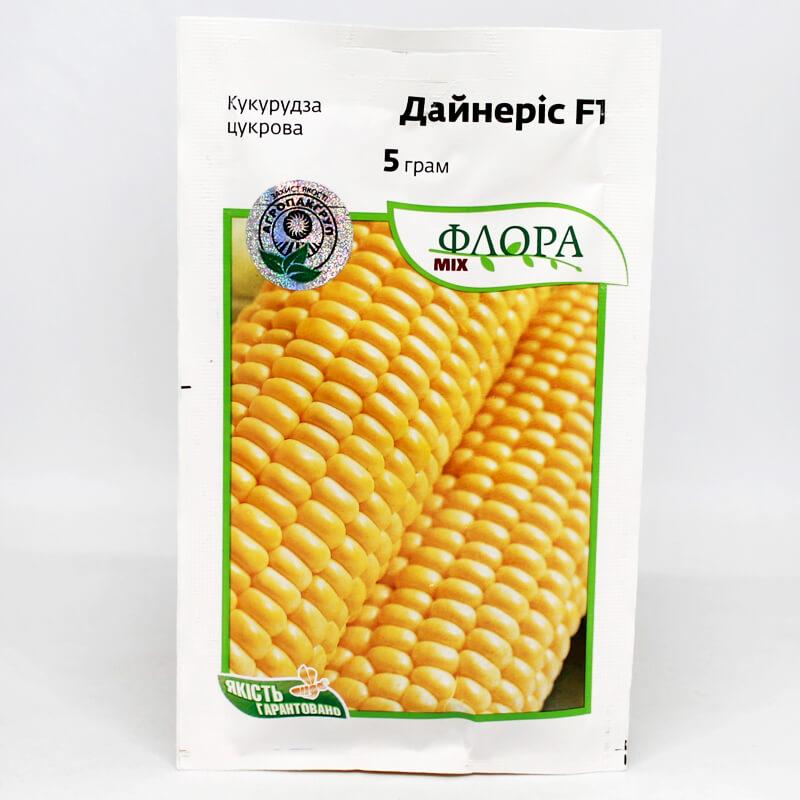 Кукуруза сахарная Дайнерис F1