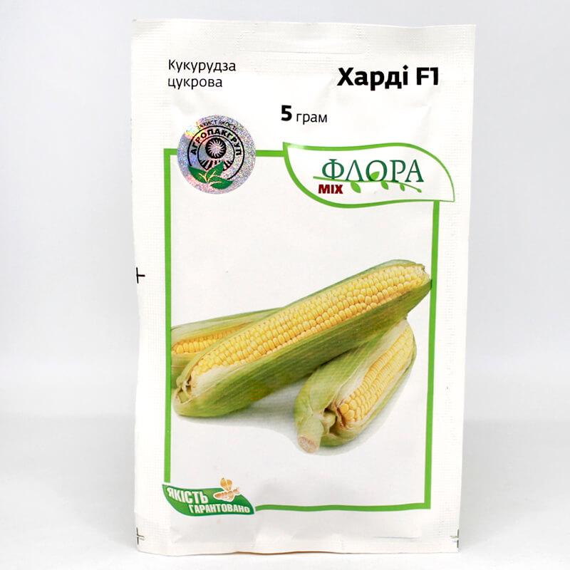 Кукуруза сахарная Харди F1