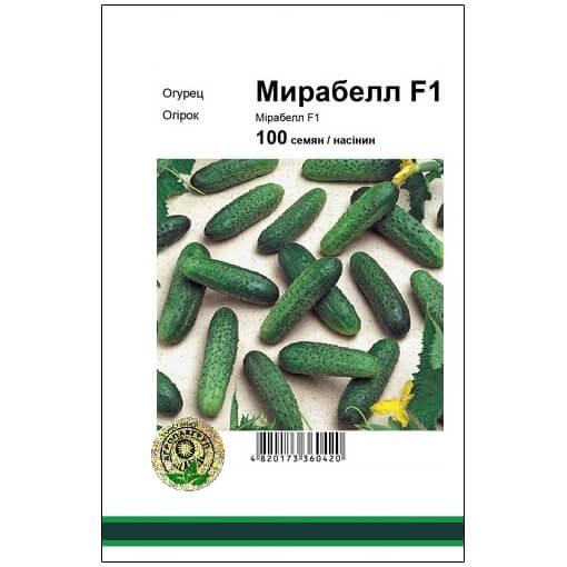 Огірок Мірабелл F1