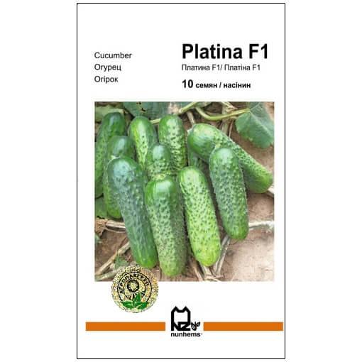 Огірок Платіна F1