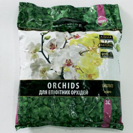 Субстрат торфяной PEATFIELD для Эпифитных Орхидей прекрасно подходит для разведения орхидей. Благодаря специально разработанному рецепту, субстрат имеет необходимое количество питательных веществ, необходимых для успешного разведения данного вида орхидей.