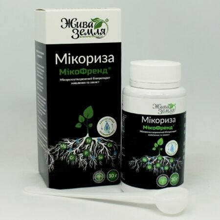 МикоФренд - микоризообразующий биопрепарат для питания и защиты.