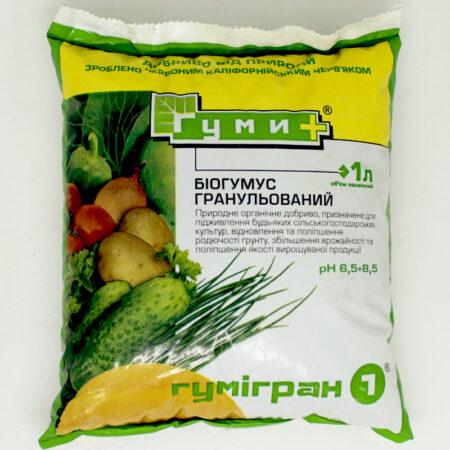 Органическое удобрение Гумигран 1л
