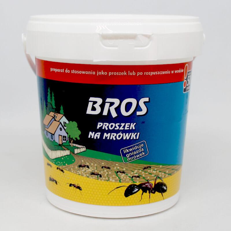 BROS (БРОС) - порошок от муравьев