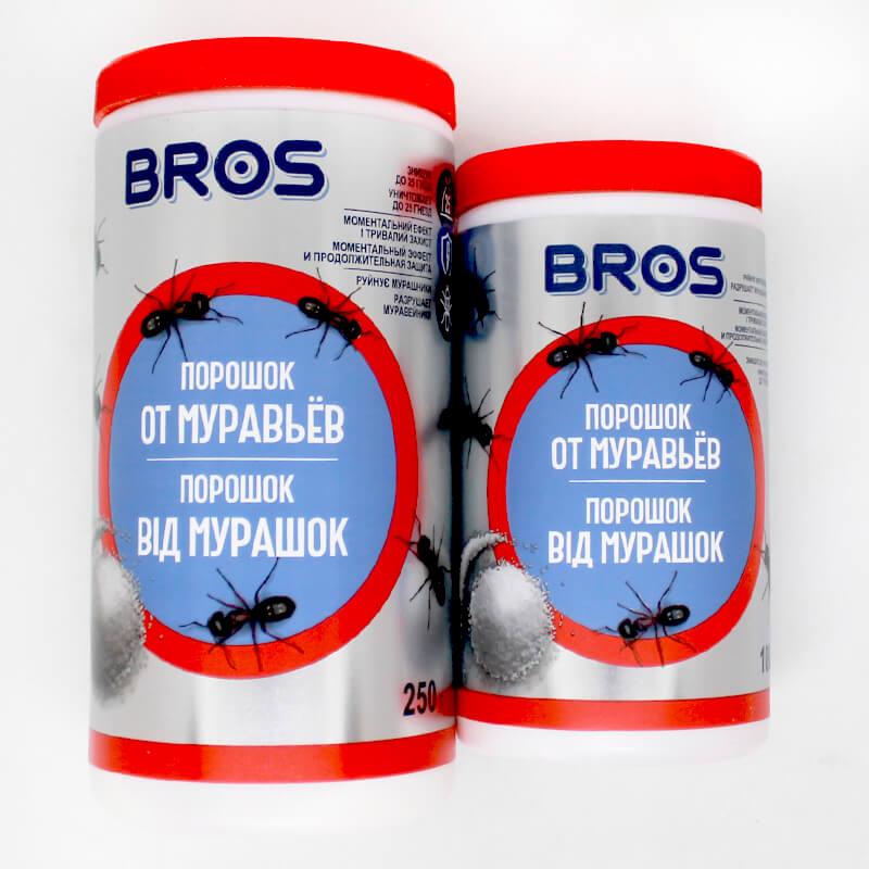BROS (БРОС) - порошок від мурашок