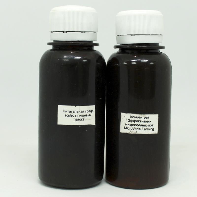 Набор для самостоятельной активации эффективных микроорганизмов (Эмочки)