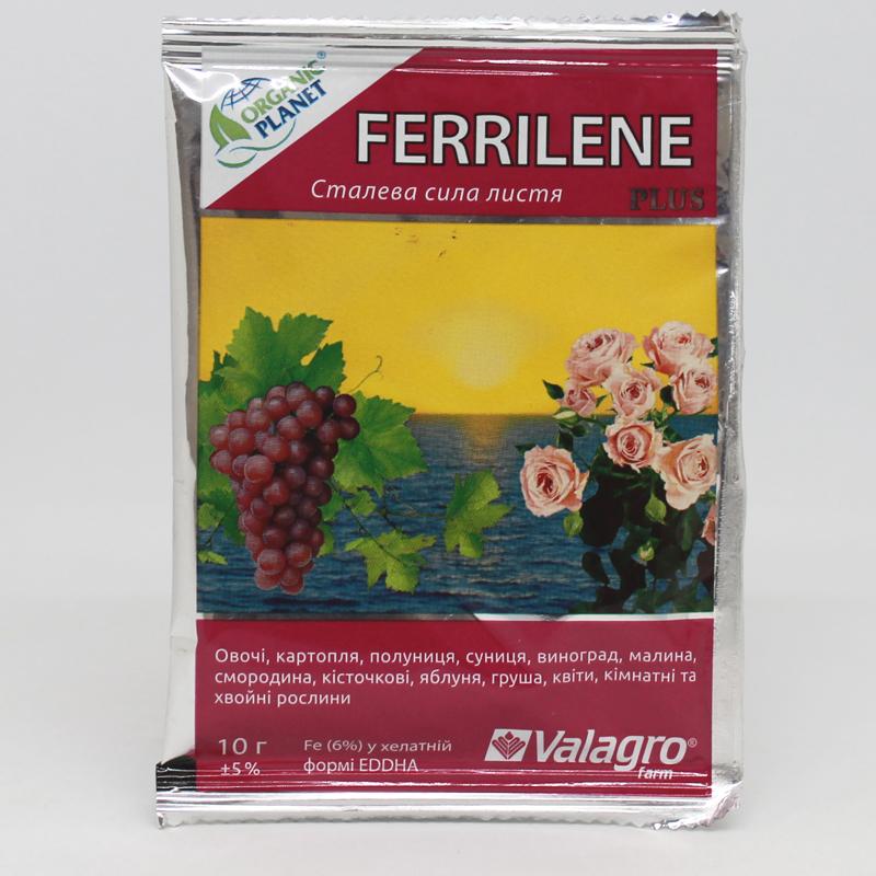 Ferrilene (Феррілен) - хелат заліза