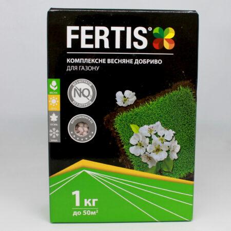 Комплексное весеннее удобрение для газона Fertis