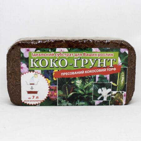 Коко-грунт брикет