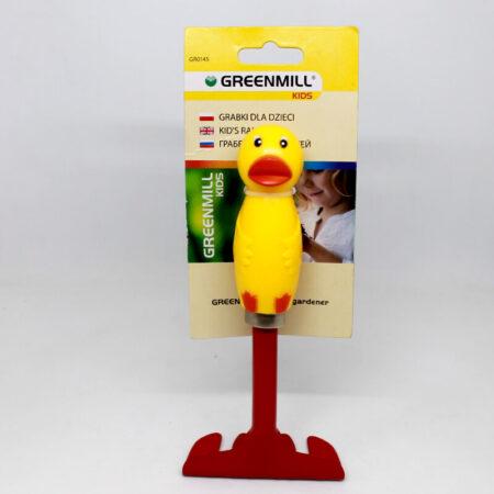 Грабельки для детей (уточка) GR0145