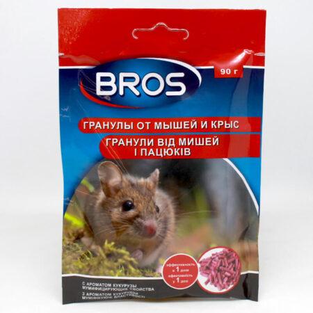 BROS гранули від мишей та щурів