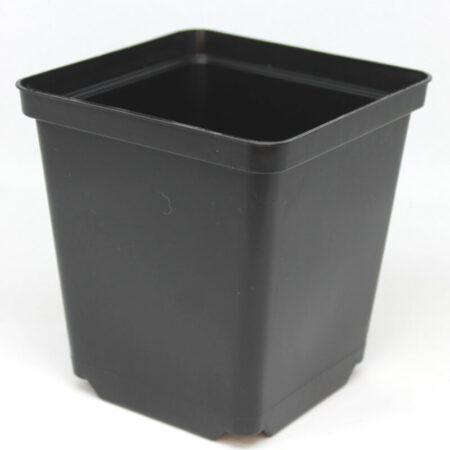 Горшок квадратный 11х11х12 см