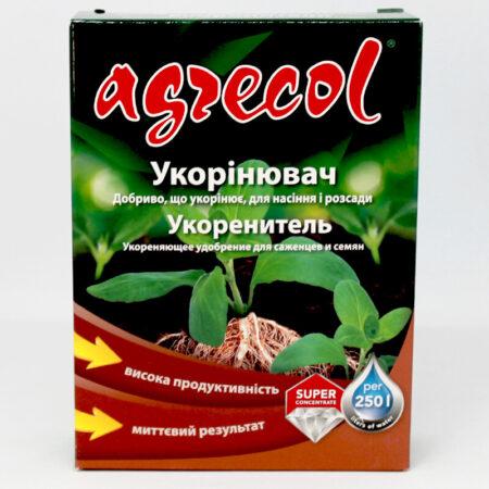 Укорінювач Agrecol для саджанців та насіння