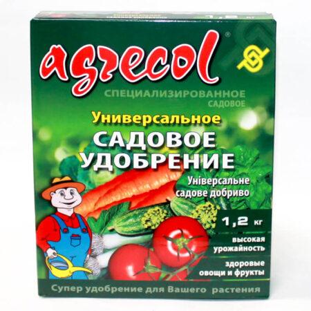 Универсальное Agrecol садовое удобрение