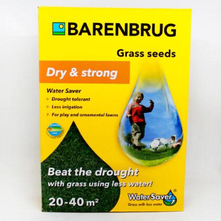 Газонна травосуміш Barenbrug Water Saver dry & strong