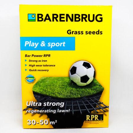 Газонна травосуміш Barenbrug Play & Sport