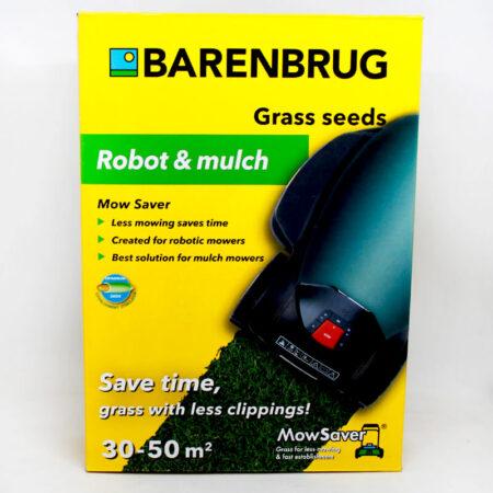 Газонна травосуміш Barenbrug Robot & Mulch