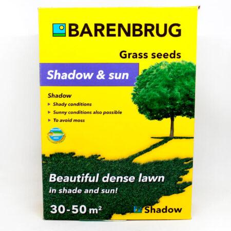 Газонна травосуміш Barenbrug Shadow and Sun