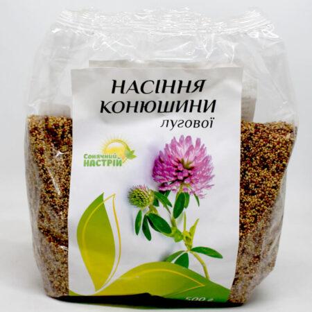 Конюшина червона (лучна) Trifolium pratense