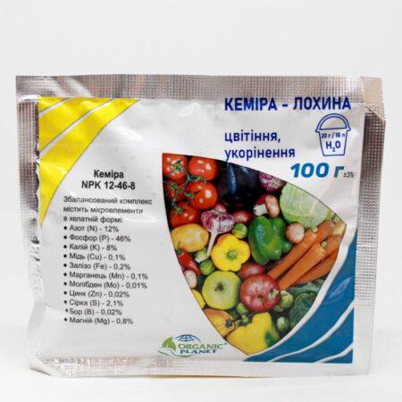 Кемира - Голубика (цветение и укоренение)