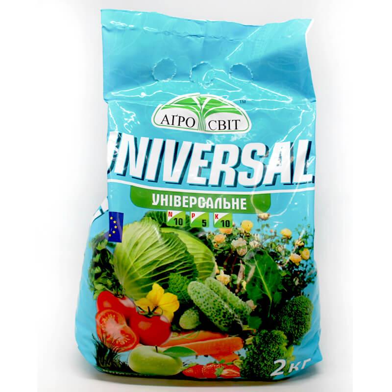 Комплексне добриво Universal універсальне NPK 10:5:10