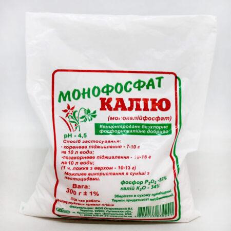 "Монофосфат калію / Монокалійфосфат ""ОВІ"" 0,3кг"