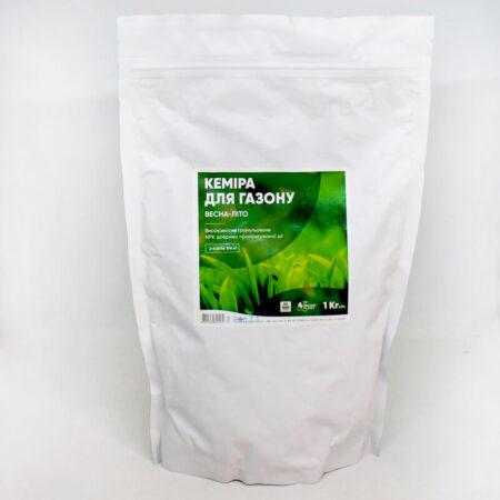 Кемира для газона (весна-лето), 1 кг Organic Planet