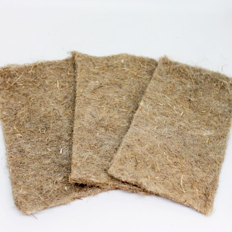 Льняні килимки для вирощування мікрозелені
